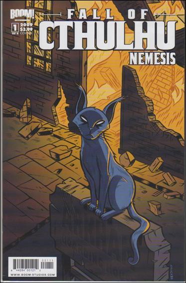 Fall of Cthulhu: Nemesis 1-B by Boom! Studios