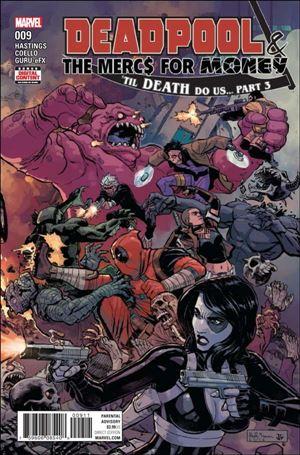Deadpool & the Mercs for Money (2016/09) 9-A
