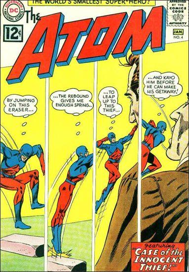 Atom 4-A by DC