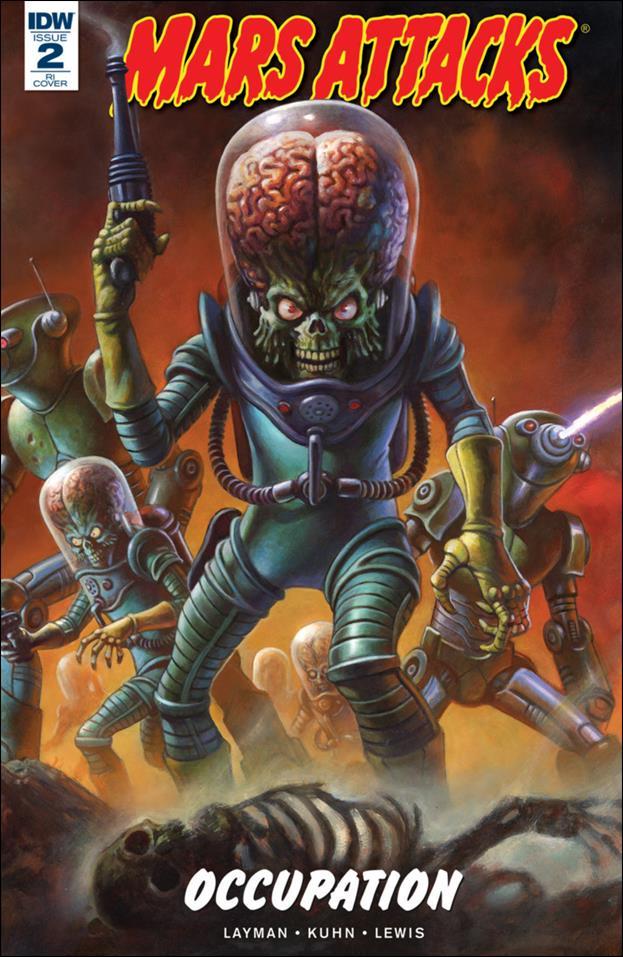Mars Attacks: Occupation 2-C