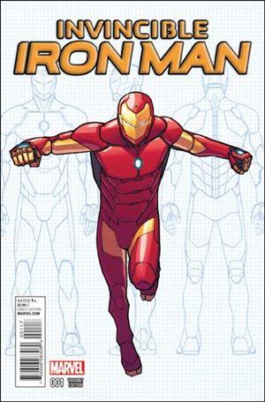 Invincible Iron Man (2015)  1-O