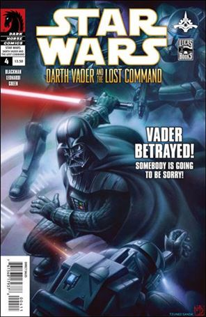 Star Wars: Darth Vader and the Lost Command 4-A