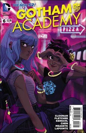 Gotham Academy 6-B