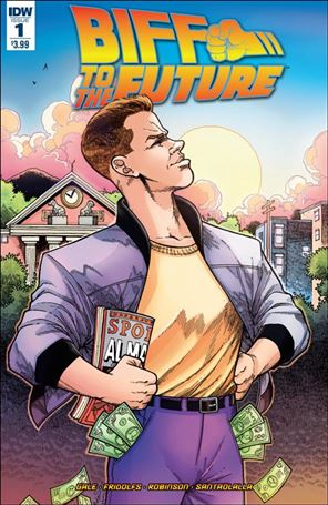 Back to the Future: Biff to the Future 1-A