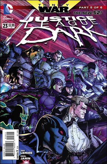 Justice League Dark (2011) 23-A by DC