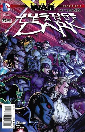 Justice League Dark 23-A