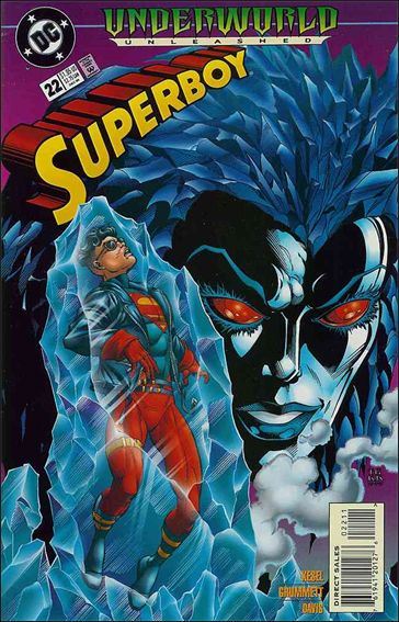 Superboy (1994) 22-A by DC