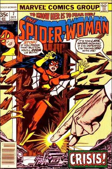 Spider-Woman (1978) 7-A by Marvel