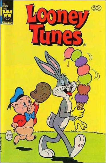 Looney Tunes (1975) 40-A by Gold Key