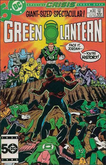 Green Lantern (1960) 198-A by DC