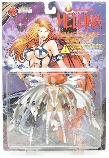 Hellina (Series 1) Hellina (Silver Costume) by Skybolt Toys
