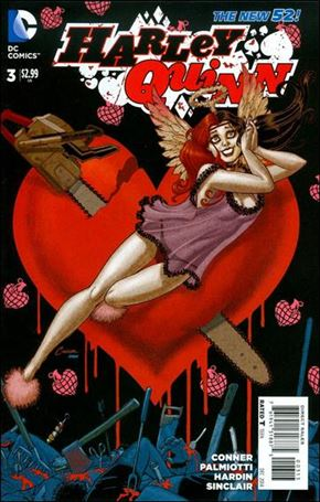 Harley Quinn (2014) 3-D