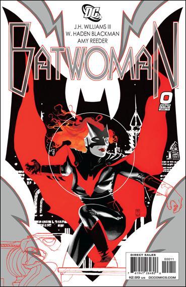 Batwoman 0-A by DC