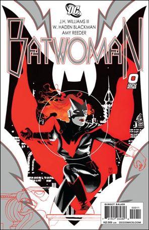 Batwoman 0-A