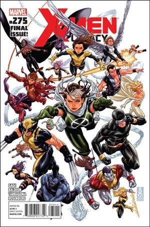 X-Men Legacy (2008) 275-A