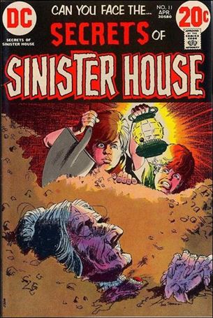 Secrets of Sinister House 11-A