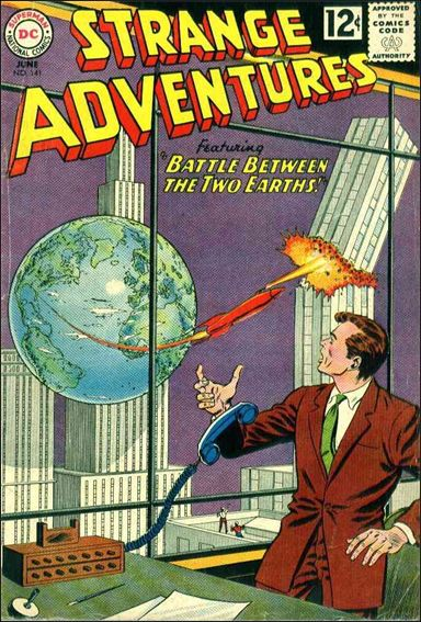 Strange Adventures (1950) 141-A by DC