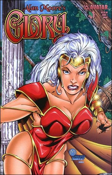 Alan Moore's Glory 1-L by Avatar Press