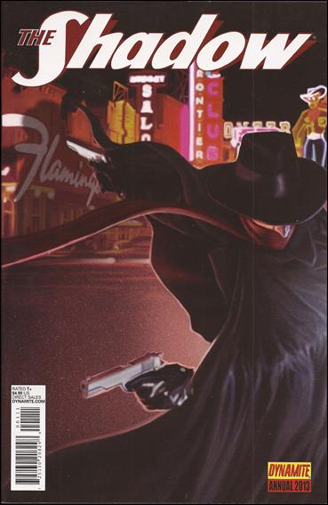 Shadow Annual (2012) 2013-A by Dynamite Entertainment