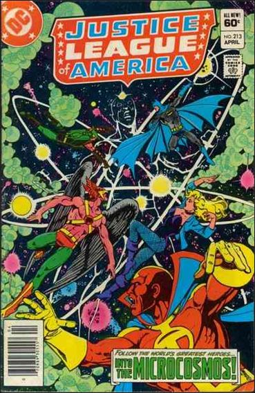 Justice League of America (1960) 213-A by DC