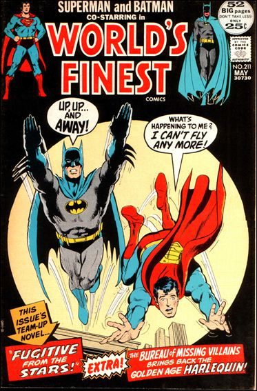World's Finest Comics 211-A by DC