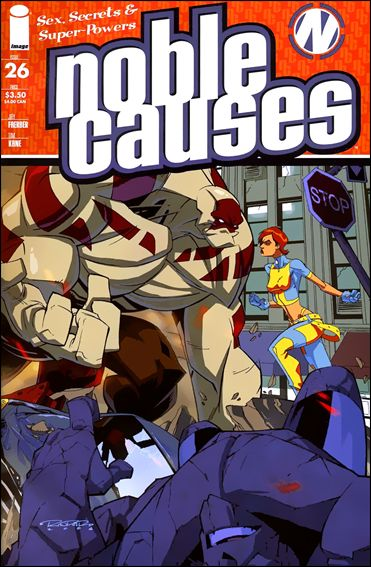 Noble Causes (2004) 26-A by Image
