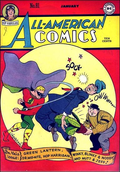 All-American Comics (1939) 81-A by DC