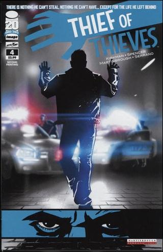 Thief of Thieves 4-B by Skybound Entertainment