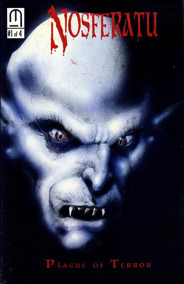 Nosferatu, Plague of Terror 1-A by Millennium