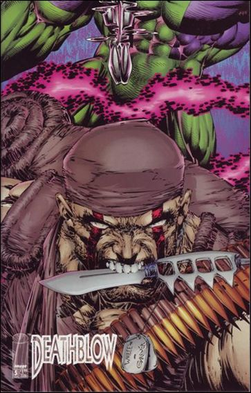 Deathblow (1993) 5-B by Image