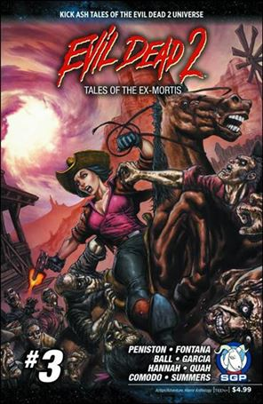 Evil Dead 2: Tales of the Ex-Mortis 3-A