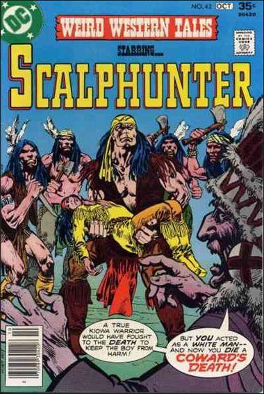 Weird Western Tales (1972) 42-A by DC