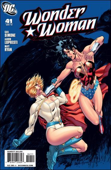 Wonder Woman (2006) 41-A by DC