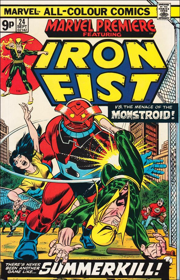 Marvel Premiere 24-B by Marvel