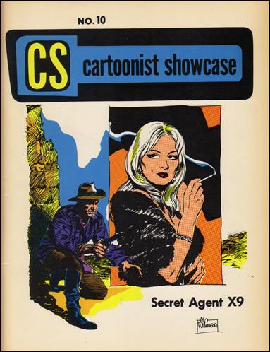 CS-Cartoonist Showcase 10-A by Edwin Aprill