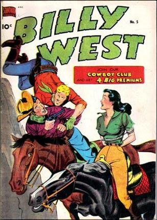 Billy West 5-A