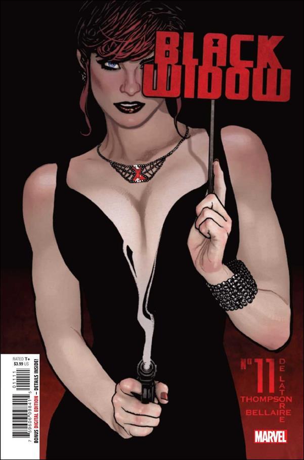 Black Widow (2020) 11-A by Marvel