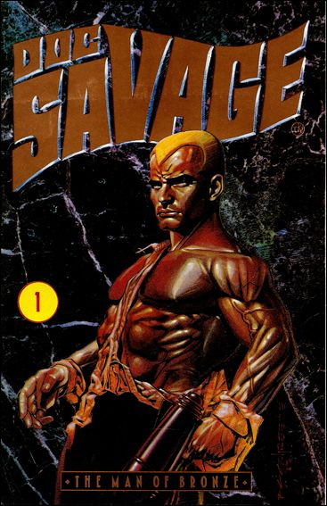 Doc Savage: The Man of Bronze 1-A by Millennium