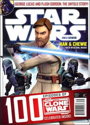 Star Wars Insider 139-A by Titan Magazines