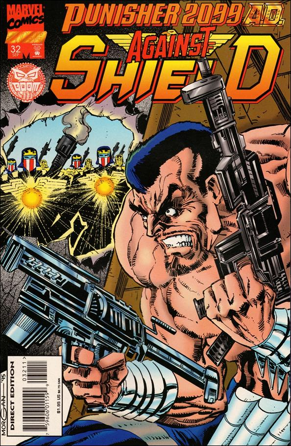 Punisher 2099 (1993) 32-A by Marvel