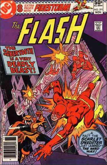Flash (1959) 291-A by DC