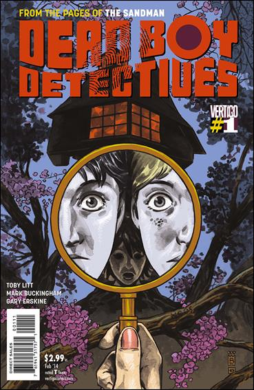 Dead Boy Detectives 1-A by Vertigo