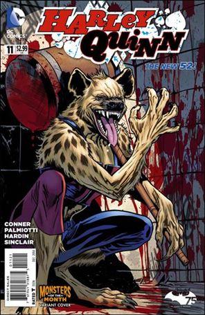 Harley Quinn (2014) 11-B