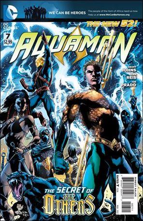 Aquaman (2011) 7-A