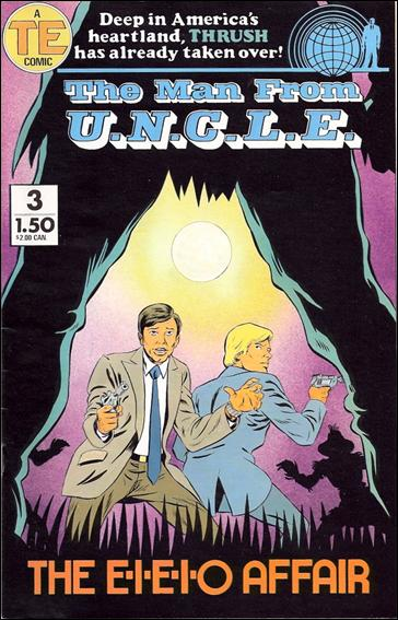 Man from U.N.C.L.E.(1987) 3-A by Entertainment Publishing
