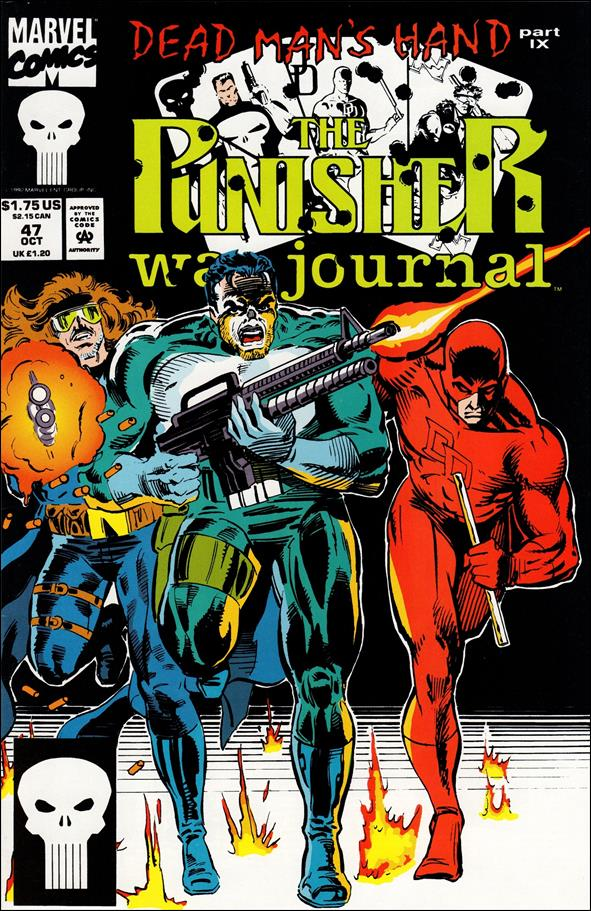 Punisher War Journal (1988) 47-A by Marvel