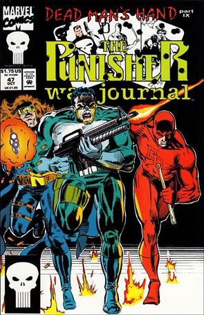 Punisher War Journal (1988) 47-A