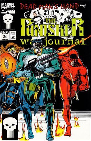 Punisher War Journal (1988) 47-A