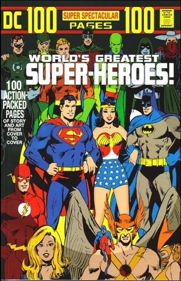 DC 100-Page Super Spectacular 6-B by DC