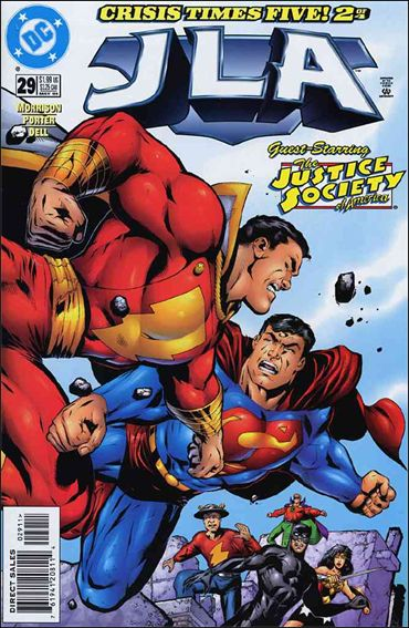 JLA 29-A by DC